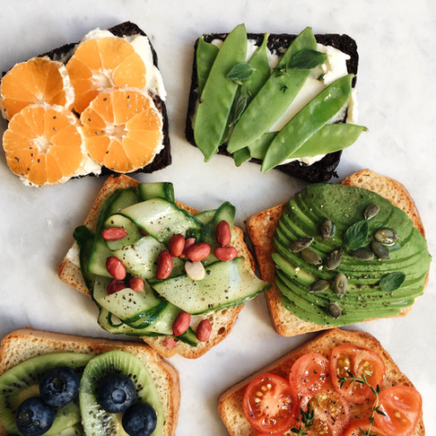 Stop eating empty calories, focus on nutrient dense foods