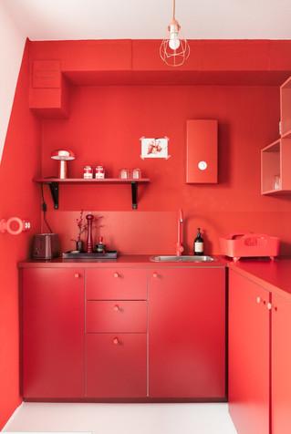 Выбор цвета стен на кухне!