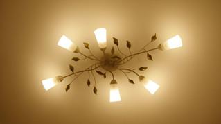 Грамотное освещение на кухне!
