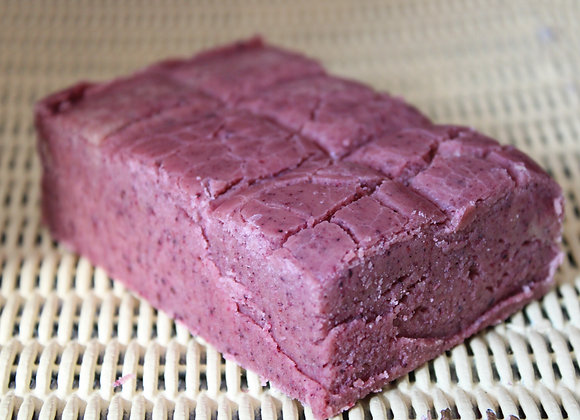 Blackcurrant & Liquorice Fudge