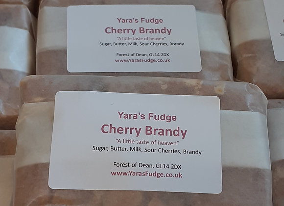 Sour Cherry & Brandy