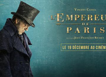 Vidocq, L'empereur de Paris