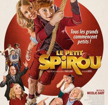 Anecdote de tournage : Le Petit Spirou