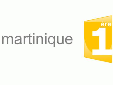Solène & Marie font Le Buzz sur Martinique 1ère (vidéos)