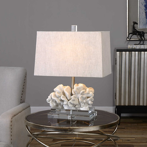 Uttermost Coral Table Lamp 27176-1