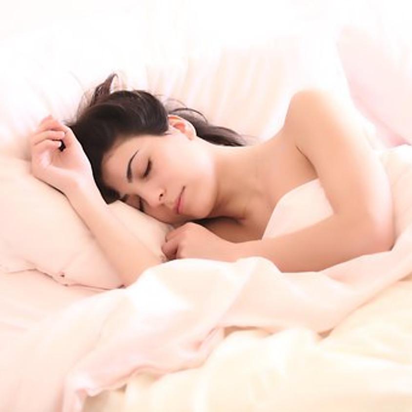 心地よい眠りのためのホリスティックケア
