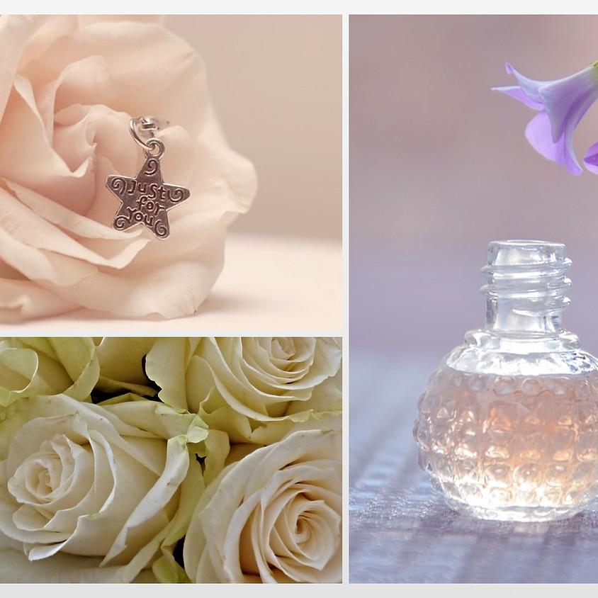 花精油の香りを愉しむ(2)  薔薇のブーケコロン