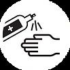 Hand sanitiser sign.png