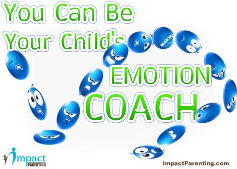 父母--立志成為孩子的「情緒導師」