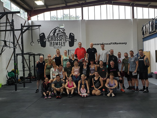 BattleCancer Charity WoD