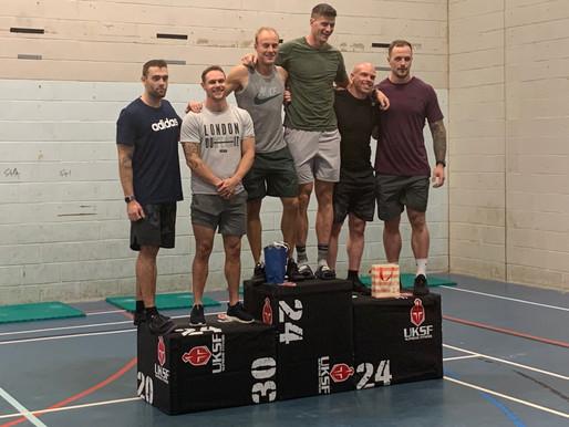 CrossFit Romsey On The Podium