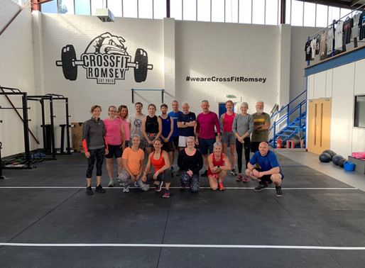 CFR Running Club Growing Strong