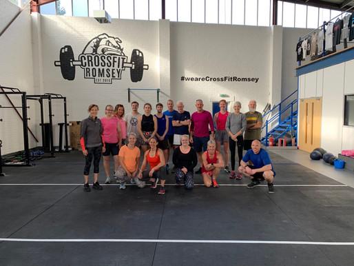 CFR Running Club Growing Strong