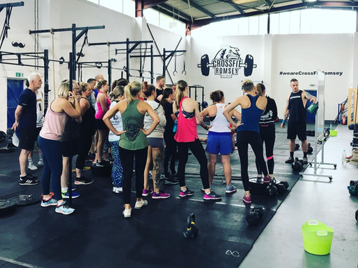 CrossFit Beginners Course to start 2020 healthy!