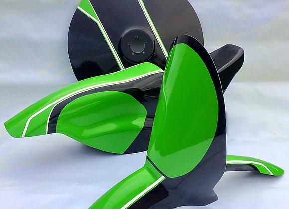 2010 Fibreglass Set