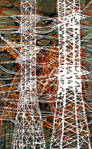 Electricity Pole III