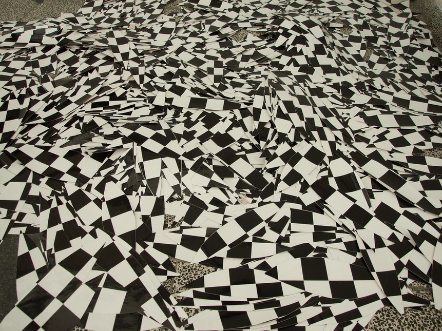 Untitled - floor piece