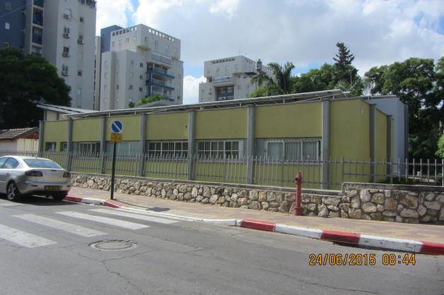 2015 Yishai Lehavi and Adi Gilad