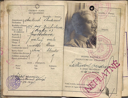 Personal Description, Bratislava 1926.jp