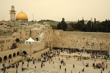 Dome_of_the_Rock_and_Wailing_wall_by_Peter_Mulligan.jpg
