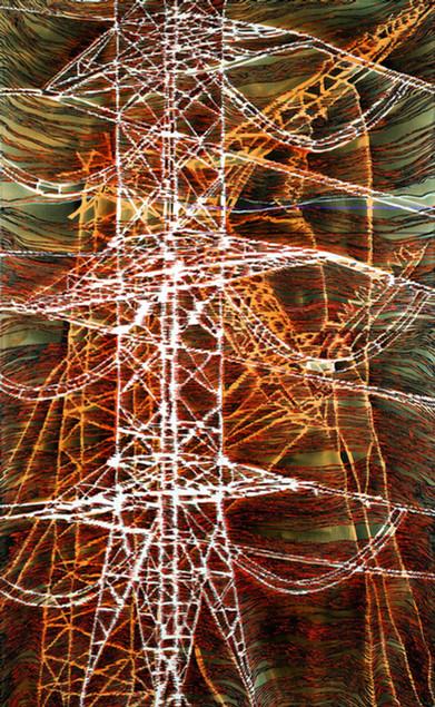 Electricity Pole II