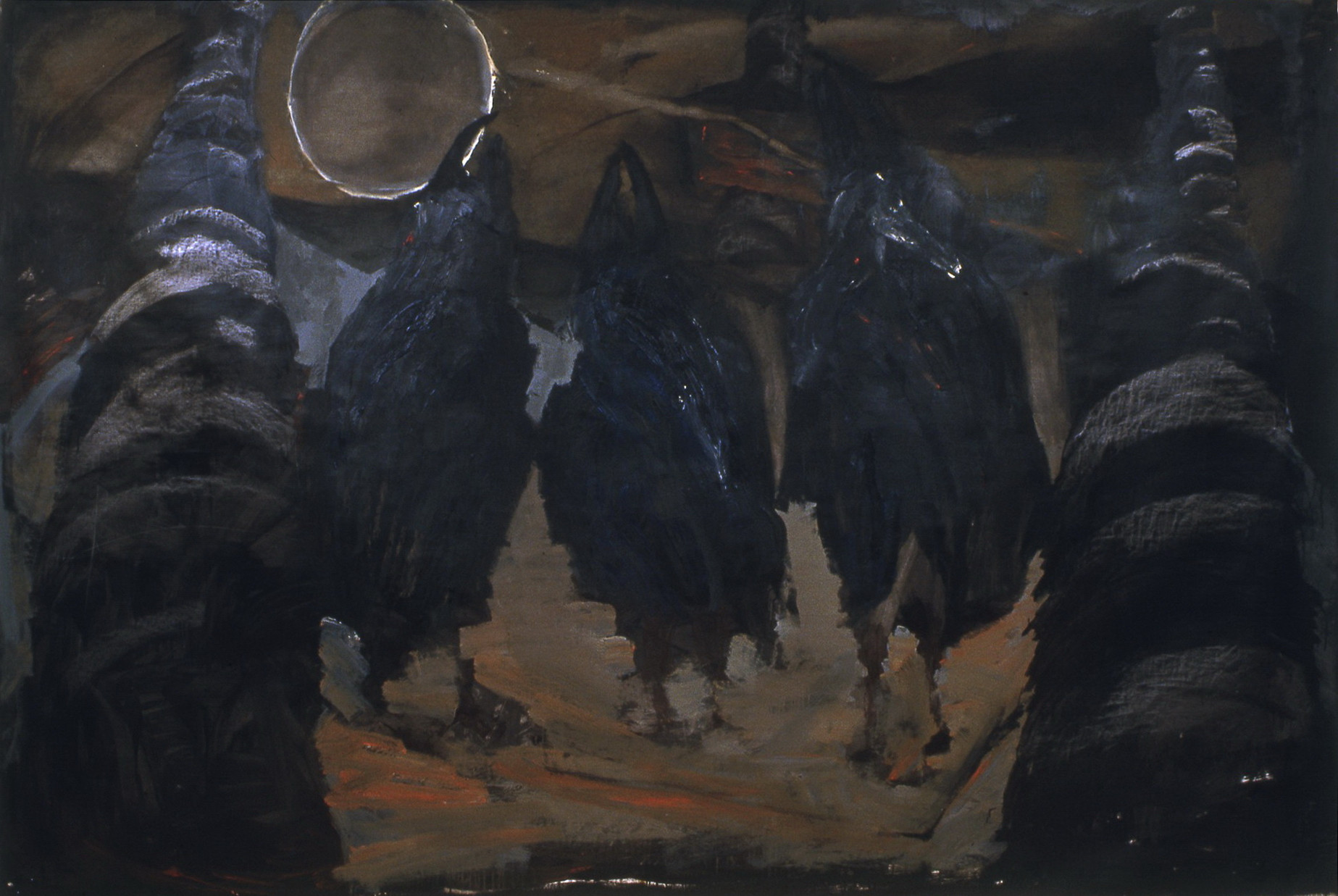 Ravens Dance