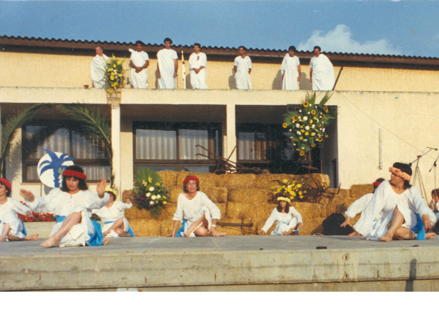 Shavuot, the 90's