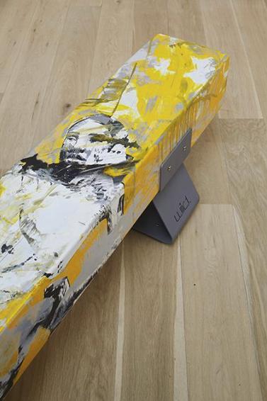 Premise Bench by Laurie Wiid Van Heerden and Lionel Smit