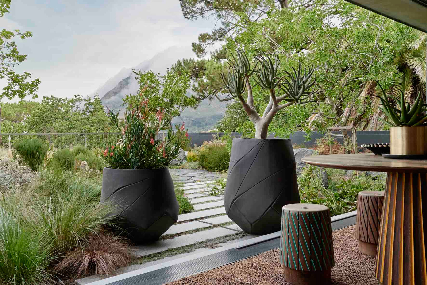 Bhaca Planter by Andile Dyalvane for Indigenus