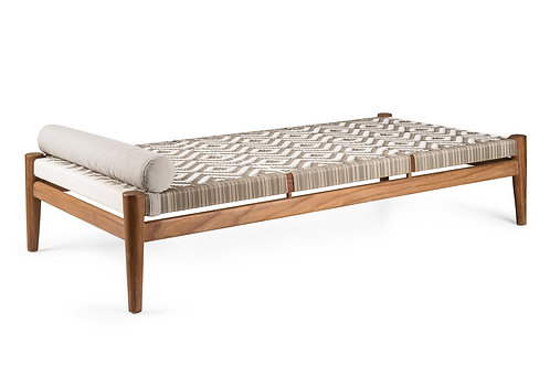 Nguni Daybed by JOHN VOGEL