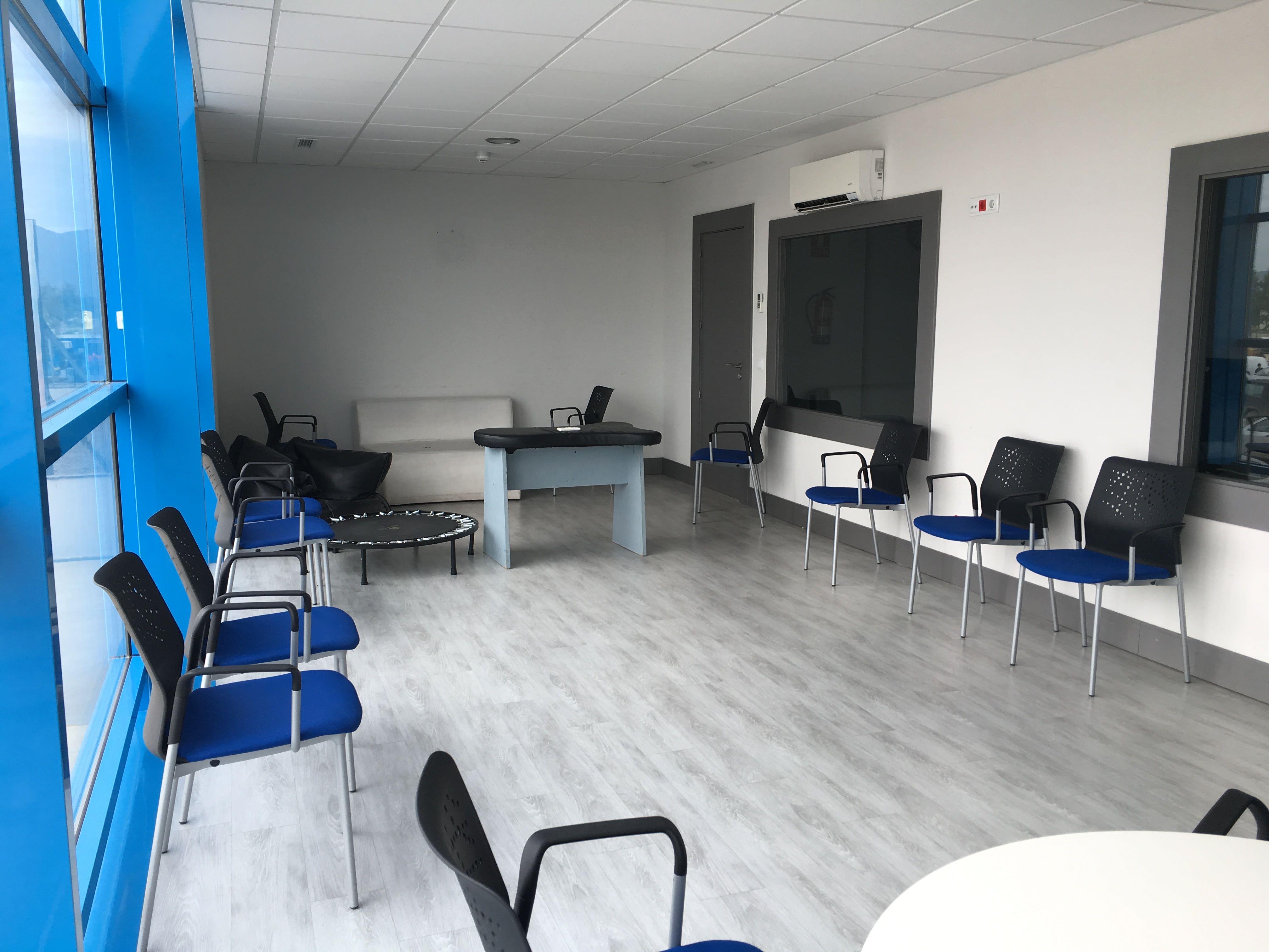 Debrief Room
