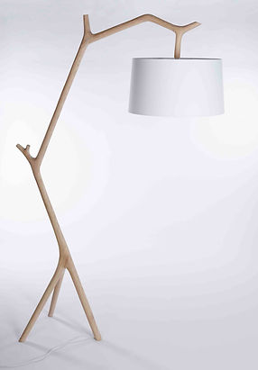 Meyer Von Wielligh Umthi Hanging Lamp | Ash Oak Walnut Solid Wood available in spain france and portugal through mimic 2020 collection of african designs