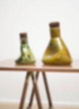 Warped - Large green lab vases LR.jpg