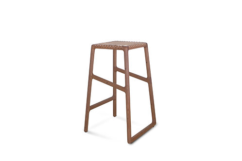 Slant Barstool by DAVID KRYNAUW