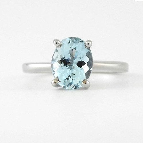 Aquamarine - single stone