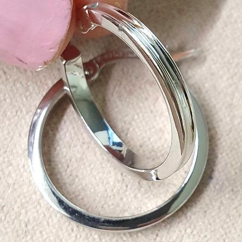 Concave hoop