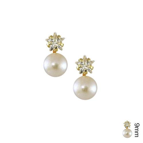 Circonia estrella y perla