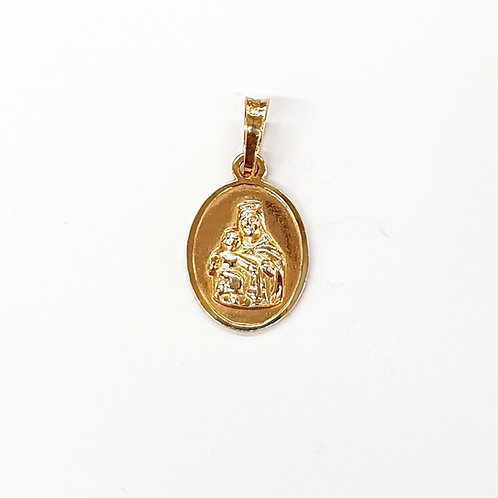 Medalla Virgen del Carmen