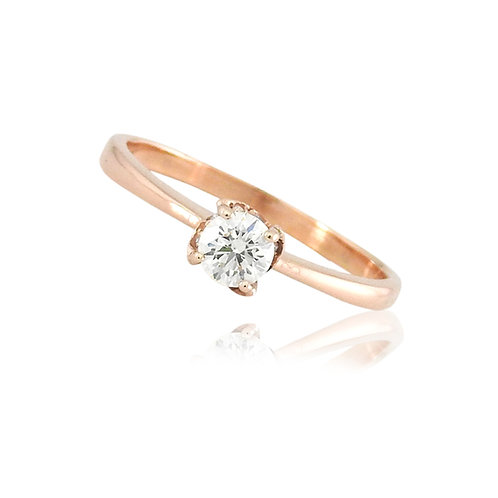 Hidden diamonds Rose Gold