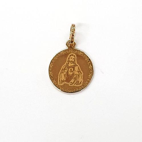 Medalla tipo Escapulario