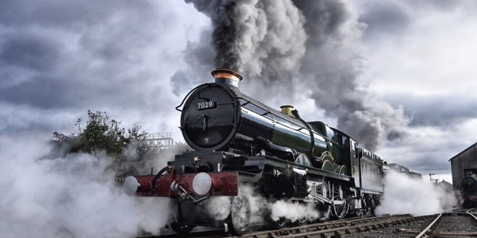 Steam Train & Riverboat's Adventures (3)