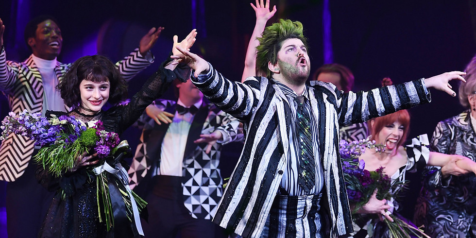 """""""Beetlejuice"""" Live from Winter Garden Theater"""