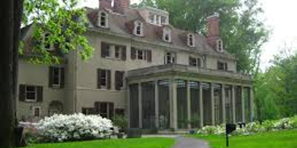Winterthur Mansion Museum,and Long-Wood Garden Tour