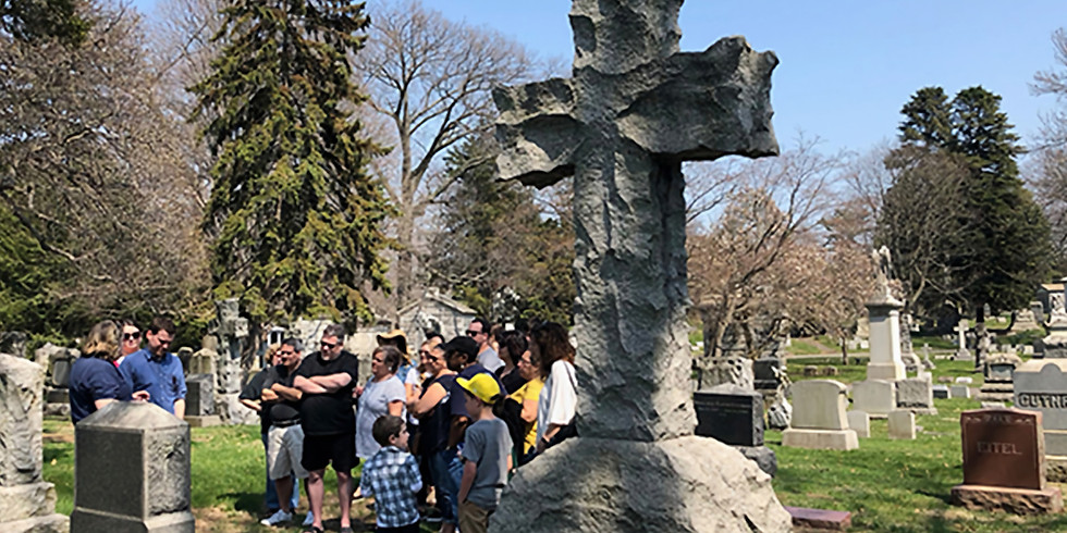 Woodlawn More Than a just a Cemetery Tour