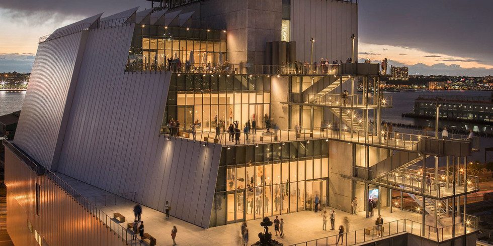 Whitney Museum, Chelsea Market, High Line & Hudson Yards
