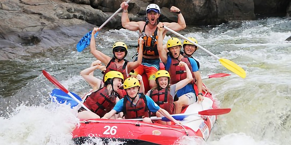 Whitewater Rafting Adventure 2020 (Leigh River in Pennsylvania)