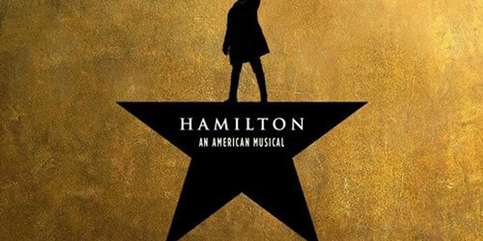 """HAMILTON"" Broadway Bus Trip"