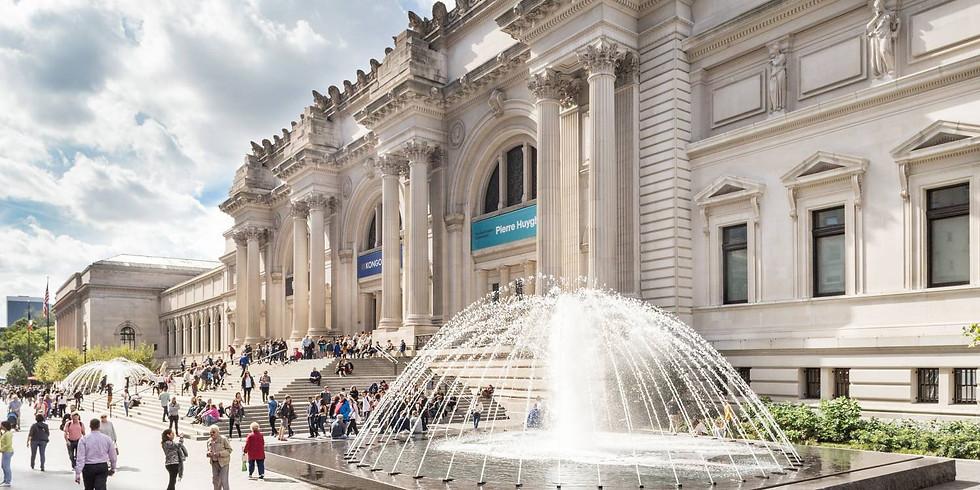 NYC Cultural Tour The Cloisters, Metropolitan Museum,Met Breuer & Dinner Camines