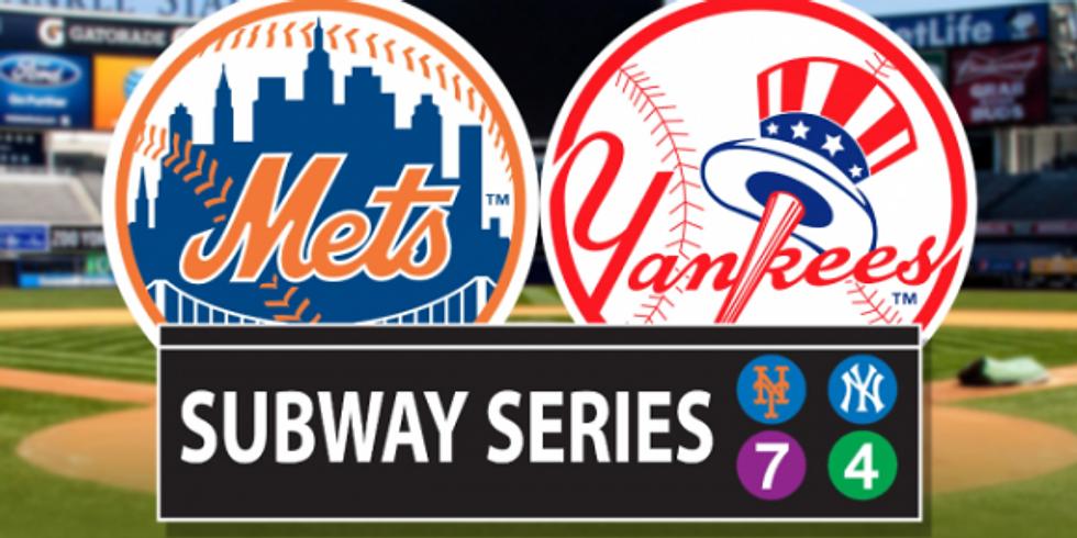 Mets Vs Yankees June 11, 2019 (Rumble in the Bronx)