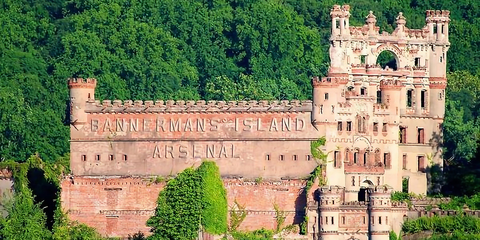 Journey to Bannerman Island & Guided Tour of the Dia Museum